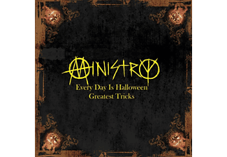 Ministry - Every Day Is Halloween. Greatest Tricks - (CD)