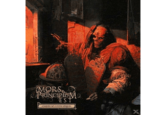 Mors Principium Est - Embers Of A Dying World (Gtf.Red-Black Vinyl) - (Vinyl)