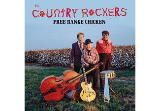 The Country Rockers - Free Range Chicken - (Vinyl)