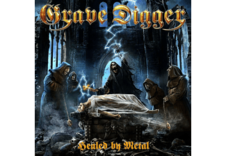 Grave Digger - Healed By Metal (Digi) - (CD)