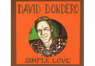 David Dondero - Simple Love - (CD)