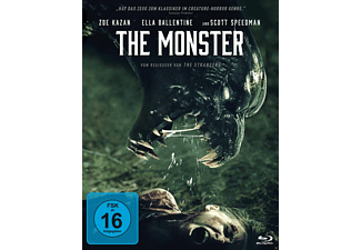 The Monster - (Blu-ray)