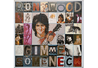 Ron Wood - Gimme Some Neck - (Vinyl)