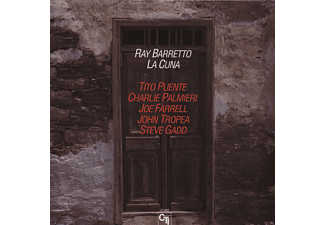 Ray Barretto - La Cuna - (Vinyl)