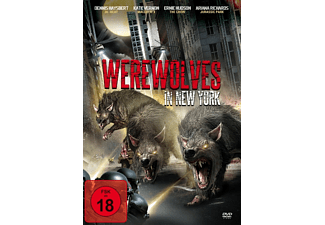 Werewolves In New York - (DVD)