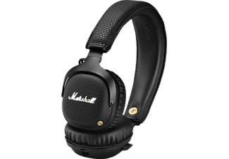 MARSHALL Mid Bluetooth, On-ear Kopfhörer, Bluetooth, Schwarz