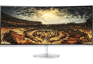 "SAMSUNG Curved Monitor C34F791WQU 34"" (LC34F791WQUXEN)"