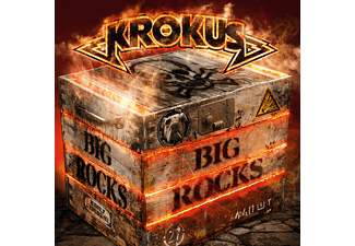 Krokus - Big Rocks - (CD)