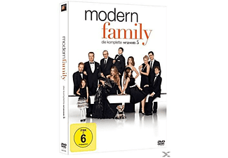 Modern Family - Staffel 5 - (DVD)