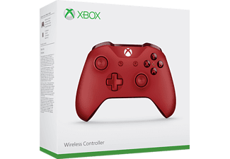 MICROSOFT Xbox Wireless, Controller, Rot