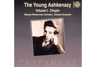 Vladimir Ashkenazy - The Young Ashkenazy Vol.1 - (CD)