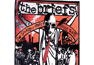 The Briefs - The Greatest Story Ever Told - (CD)