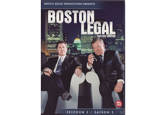 Boston Legal Seizoen 2 TV-serie