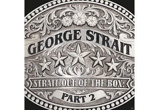 George Strait - Strait Out Of The Box, Vol. 2 - (CD)