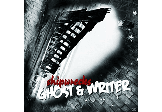 Ghost & Writer - Shipwrecks - (CD)