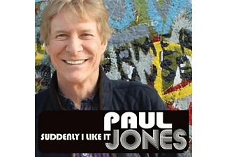 Paul Jones - Suddenly I Like It - (CD)