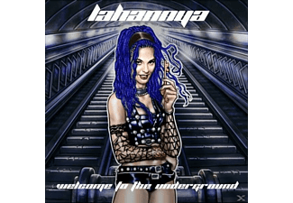 Lahannya - Welcome to the underground - (CD)