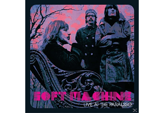 Soft Machine - Live At Paradiso - (Vinyl)