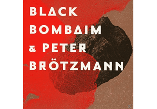 Peter/black Bombaim Brötzmann - Black Bombaim & Peter Brötzmann - (CD)