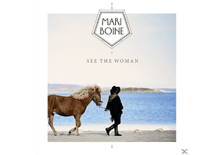 Mari Boine Persen - See The Woman - (CD)