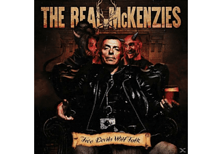 The Real Mckenzies - Two Devils Will Talk - (CD)