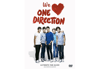 One Direction - We Love One Direction (DVD)
