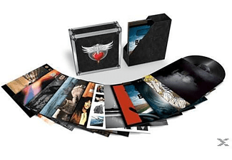 Bon Jovi - The Albums (Ltd.24LP Vinyl Boxset) - (Vinyl)