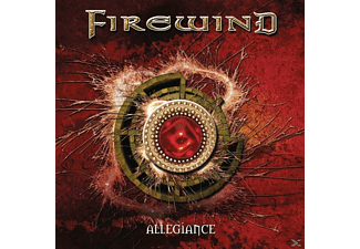 Firewind - Allegiance (LP Re-issue 2017) - (LP + Bonus-CD)