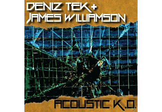 Deniz & James Williamson Tek - Acoustic K.O. - (EP (analog))