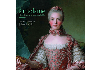 Various - A Madame - (CD)