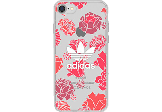 ADIDAS 039109, Apple, Backcover, iPhone 7, Rot