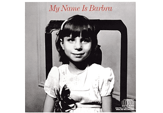 Barbra Streisand - My Name is Barbra (CD)