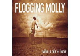 Flogging Molly - Within A Mile Of Home [CD]