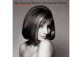 Barbra Streisand - Second Album (CD)