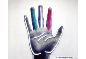 Fitz And The Tantrums - Handclap - (Maxi Single CD)