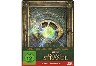 Doctor Strange 2D & 3D Edition Steelbook [3D Blu-ray (+2D)]