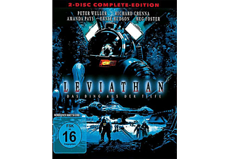 Leviathan (Complete Edition) - (Blu-ray)
