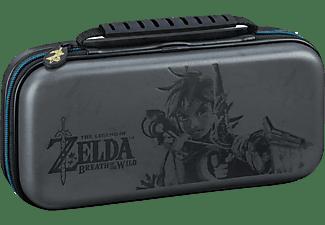 BIGBEN Nintendo Switch Deluxe Travelcase (Zelda: Breath of the Wild) Zwart