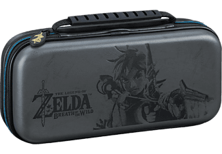BIGBEN Nintendo Switch Deluxe Travelcase (Zelda: Breath of the Wild) Zwart