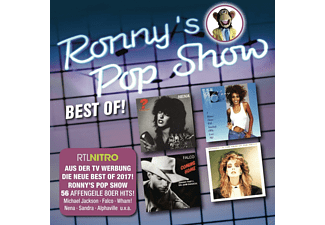VARIOUS - Ronny's Popshow-Best Of - (CD)