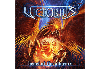 Victorius - Heart Of The Phoenix - (CD)