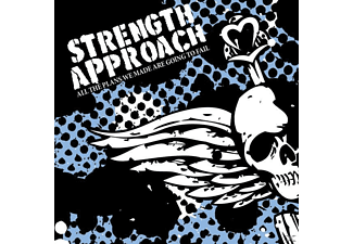 Strength Approach - All The Plans We Made Are Going... - (CD)