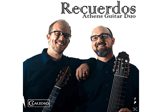 Athens Guitar Duo - Recuerdos - (DVD-Audio Album)