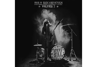 Steve Hill - Solo Recordings Vol.3 - (CD)