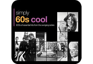 VARIOUS - Simply 60s Cool (3CD Tin) - (CD)