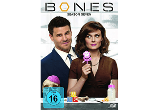 Bones - Staffel 7 - (DVD)
