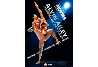 Alvin Ailey - American Dance Theater - (DVD)