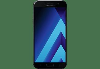 samsung galaxy a5 2017 32 gb schwarz smartphone mediamarkt. Black Bedroom Furniture Sets. Home Design Ideas