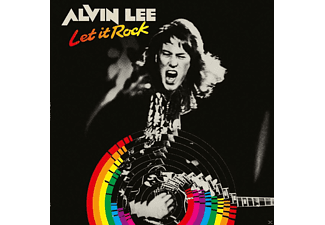 Alvin Lee - Let It Rock - (Vinyl)