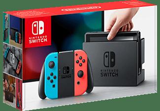 NINTENDO Switch Neon-Rot/Neon-Blau